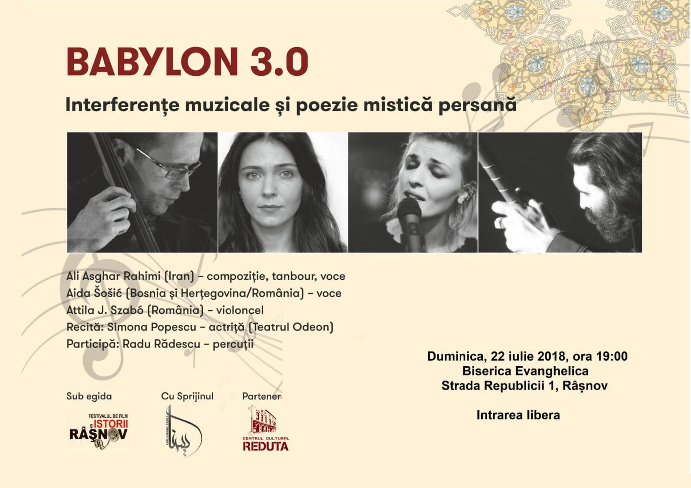 """""""Babylon 3.0"""""""
