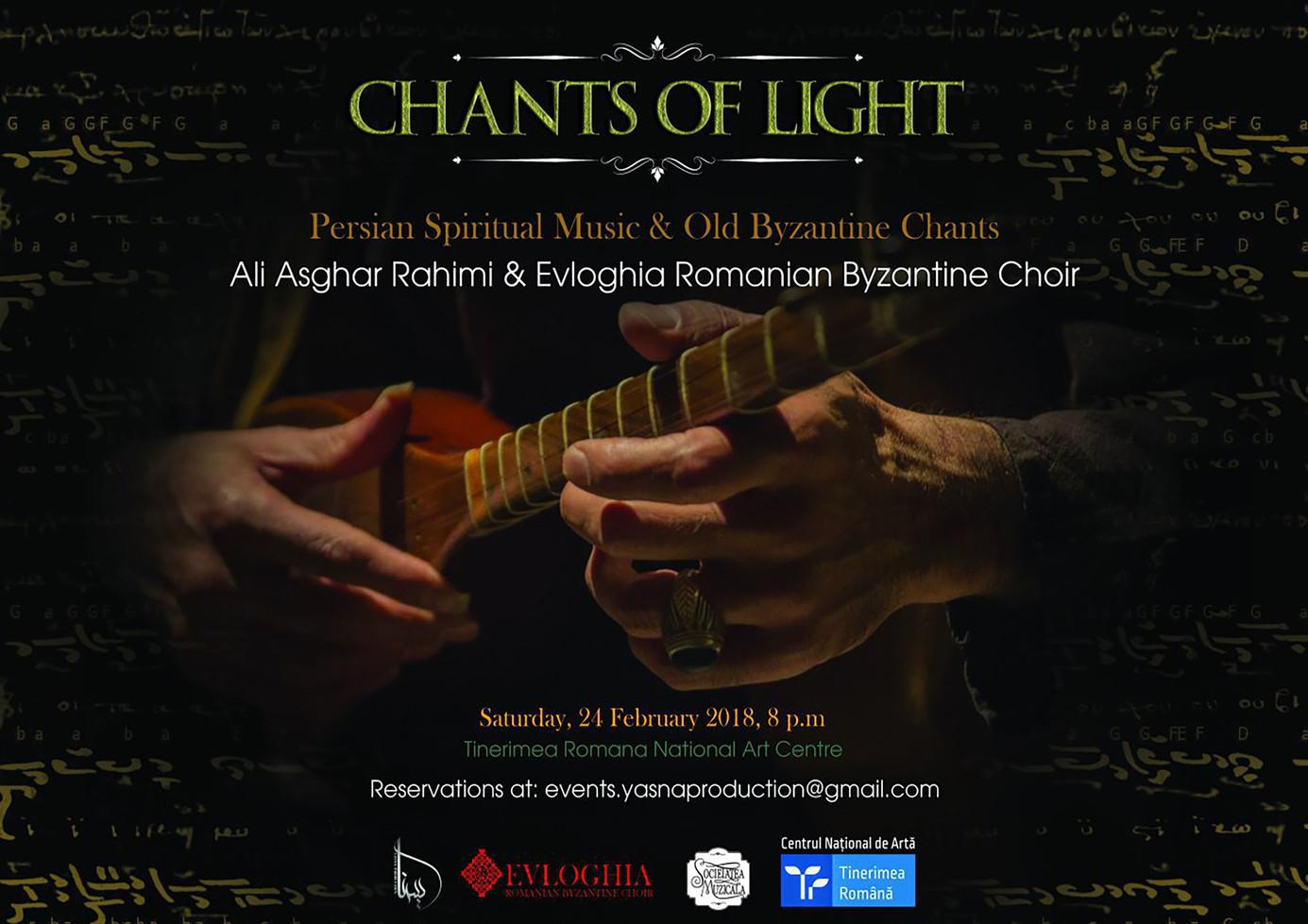 """Chants of Light"""