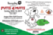 Putts4Mutts Therapy Dog Charity Event SOCIAL MEDIA AD by St. John Ambulance, YORK REGION