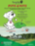 Putts4Mutts 2017 (8.5x11) POSTER - Therapy Dog Charity Event POSTER by St. John Ambulance, YORK REGION
