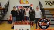 BRONZE #3x3 #Basketball Tournament   St. John Ambulance York Region