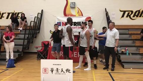 SILVER #3x3 #Basketball Tournament | St. John Ambulance York Region