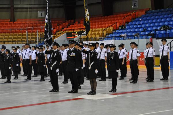 St. John Ambulance 2017 1st Annual Inspection in York Region, ON
