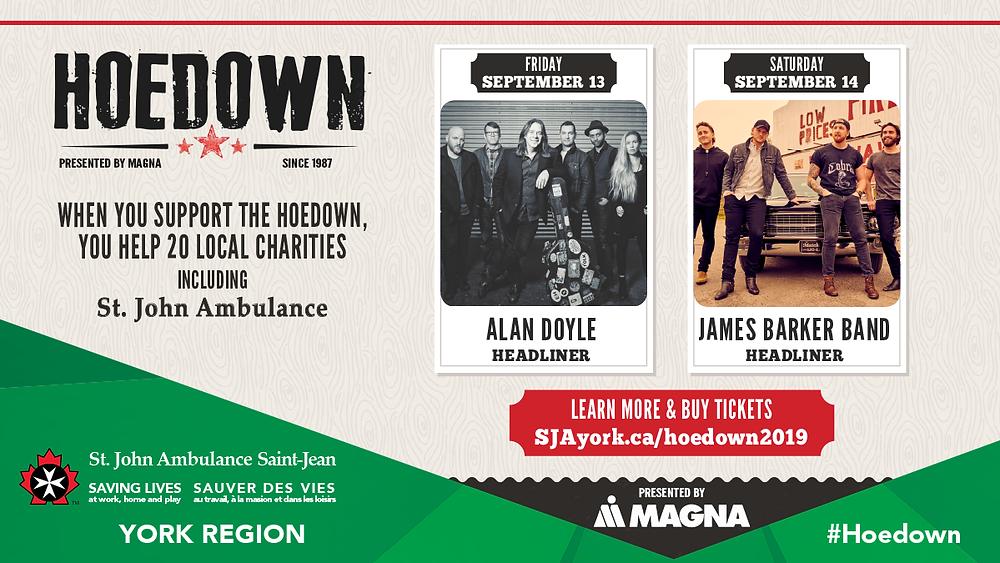 2019 Magna Hoedown