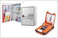 St. John Ambulance, SJA York Region FIRST AID and AED Restaurant Kit