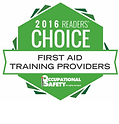 Canadian Occupational Safety 2016 Readers Choice Awards - St. John Ambulance First Aid Training Providers