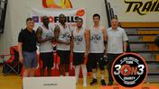 SILVER #3x3 #Basketball Tournament   St. John Ambulance York Region