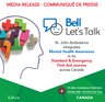 St. John Ambulance integrates Mental Health Awareness in First Aid courses