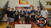 GOLD #3x3 #Basketball Tournament   St. John Ambulance York Region