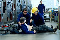 St. John Ambulance, SJA York Region WSIB Health & Safety Workplace FIRST AID Training Courses & Warehouse AED