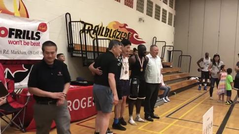 BRONZE #3x3 #Basketball Tournament | St. John Ambulance York Region