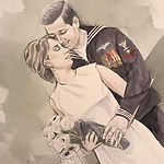 Details of this wedding portrait waterco