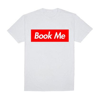 V&C Book Me T-Shirt
