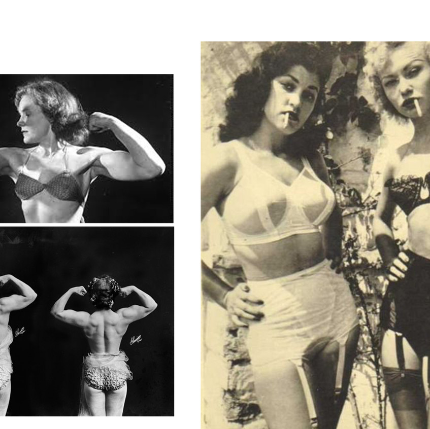 Wrestling Ladies