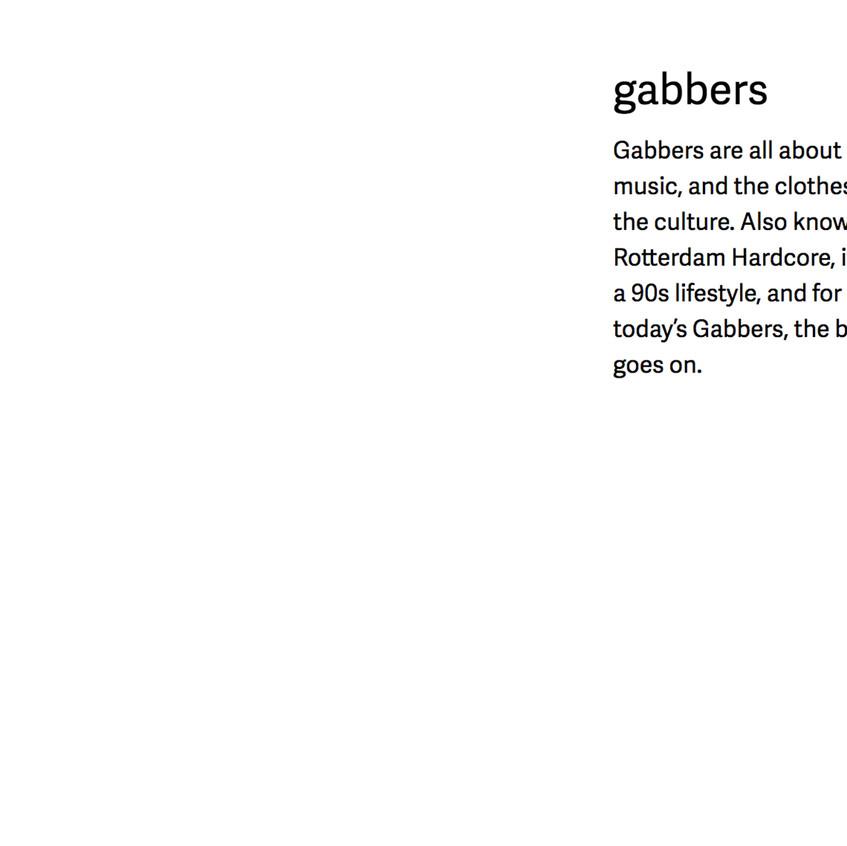 Gabber Eleganza