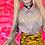 Thumbnail: OK BOOMER Shirt / Gold