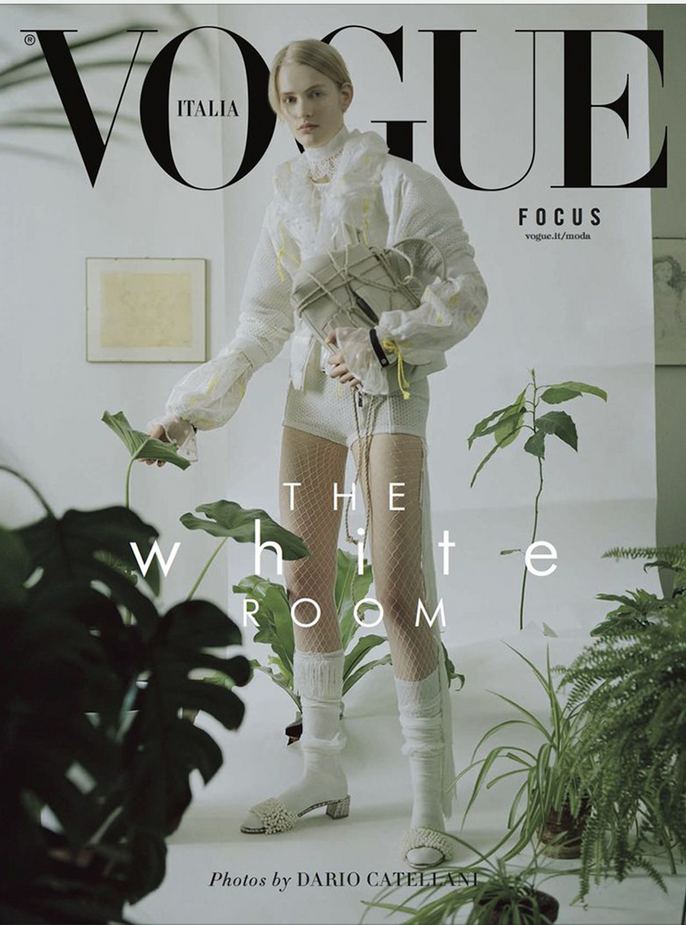 VOGUE ITALIA - DARIO CATELLANI