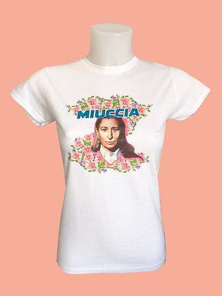 Adriana Hot Couture Tshirt - Miuccia
