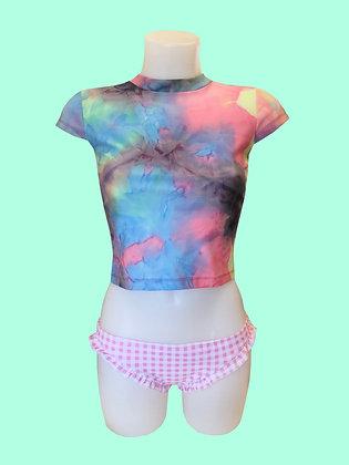 Adriana Hot Couture Crop Top