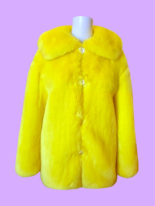 Adriana Hot Couture Faux Fur Coat