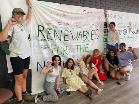 Creating zero carbon communities through council collaboration