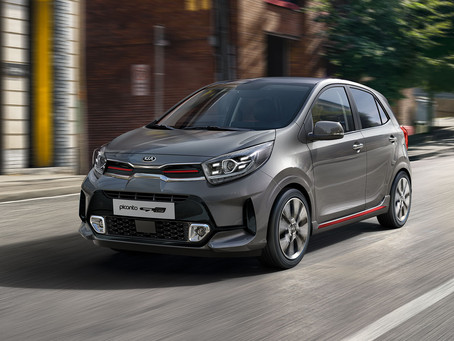 UPGRADED KIA PICANTO: A DISTINCTIVE NEW DESIGN WITH BUNDLES OF HIGH-TECH FEATURES
