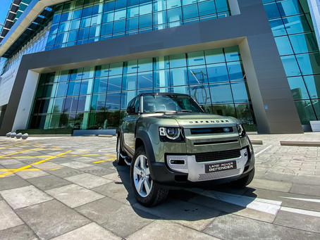 An Icon Returns: All-New Land Rover Defender Arrives to Qatar
