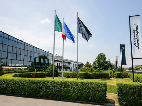 Automobili Lamborghini prepares to restart production on May 4 with people-safety foremost