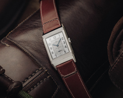 Gift the gift of timeless elegance this Father's Day with Jaeger-LeCoultre's Reverso.