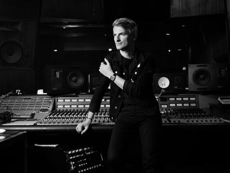 RICHARD MILLE'S NEW MUSIC PARTNER: THOMAS ROUSSEL