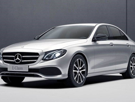 The Mercedes-Benz E-Class: The most intelligent executive sedan