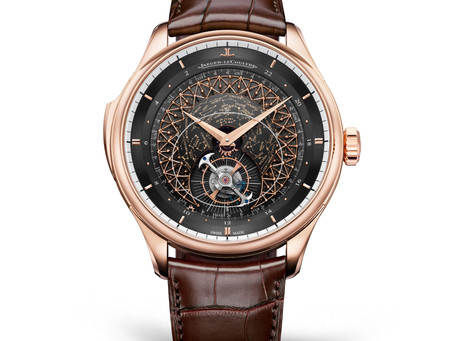 JAEGER-LECOULTRE INTRODUCES A NEW EDITION OF THE MASTER GRANDE TRADITION GRANDE COMPLICATION