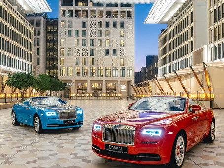 Rolls-Royce Motor Cars - DAWN, LET INSPIRATION GUIDE YOU.