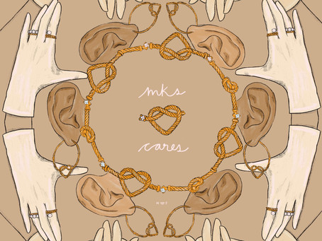 MKS JEWELLERY'S 'HERE TO LISTEN' DEBUT'S WITH TWO TALKS THIS WEEK