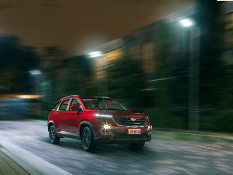 The completely reinvented 2021 Chevrolet Captiva arrives to the Middle East