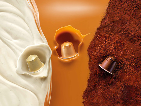 NESPRESSO LAUNCHES REVAMPED INDULGENT BARISTA CREATIONS FLAVOURED COFFEE RANGE