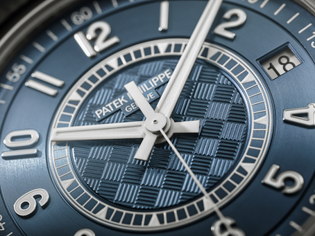 A limited-edition watch celebrates the new Patek Philippe manufacture building