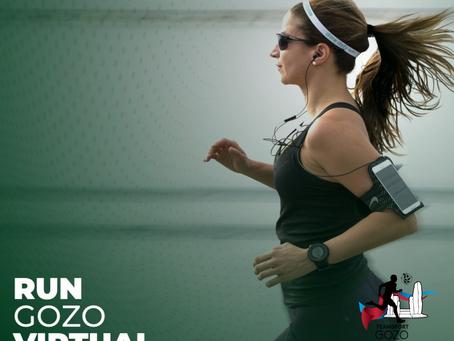 2020 #RunGozo Virtual
