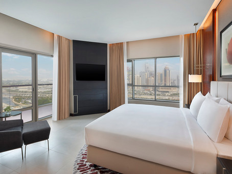Enjoy world-class accommodation at irresistible prices at Hilton The Pearl this Eid Al-Fitr