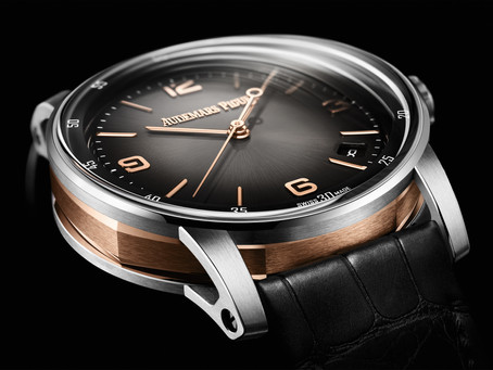 NEW TONES OF ELEGANCE FOR THE CODE 11.59 BY AUDEMARS PIGUET COLLECTION