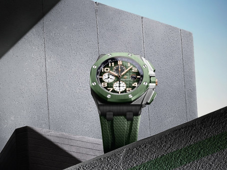 AUDEMARS PIGUET RELEASES THREE NEW VERSIONS OF THE ROYAL OAK OFFSHORE SELFWINDING CHRONOGRAPH
