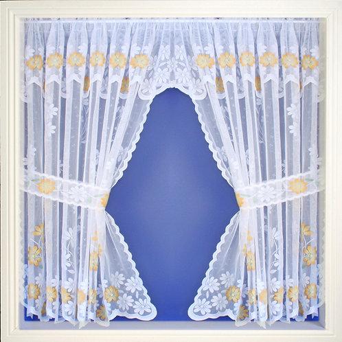Primrose Marigold Window Set