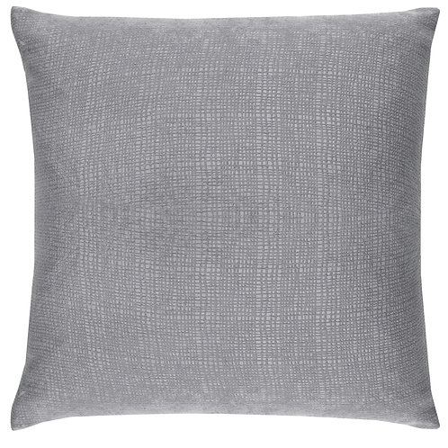 Tyrone Textiles - Matrix Grey Cushion