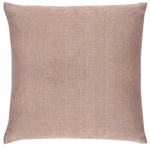 Tyrone Textiles - Matrix Latte Cushion