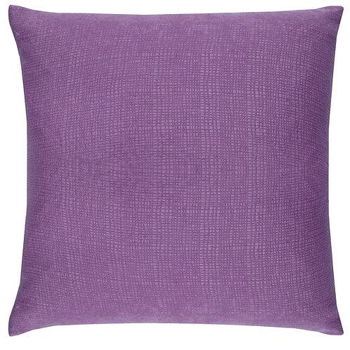 Tyrone Textiles - Matrix Grape Cushion