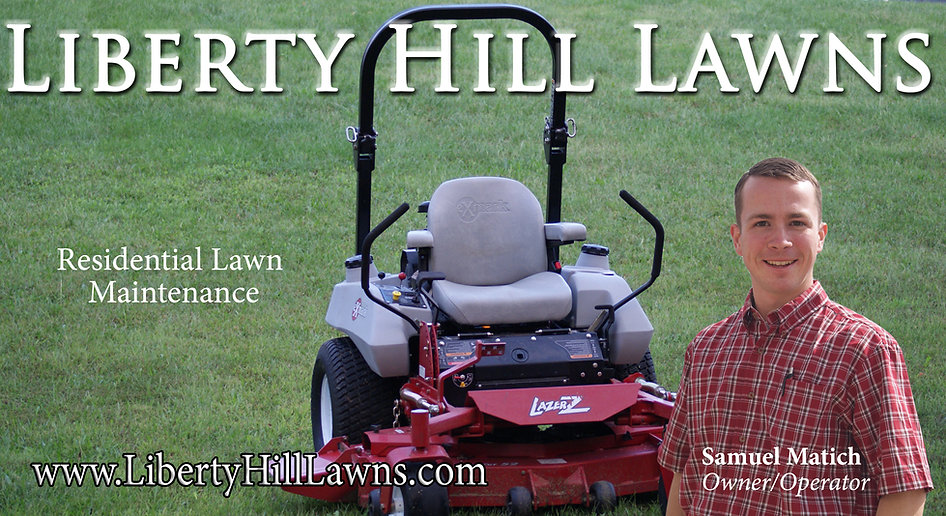 Liberty Hill Lawns Samuel Matich
