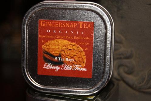Ginger Snap Tea