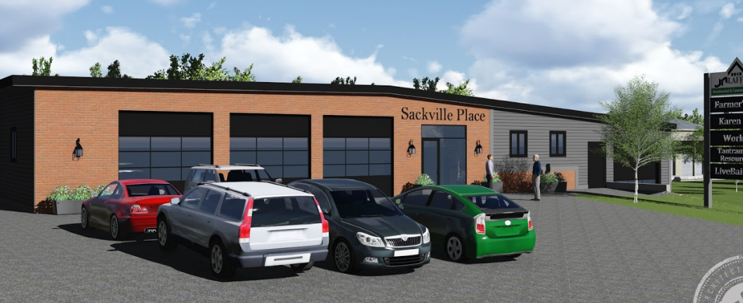 Coworking is coming to Sackville!