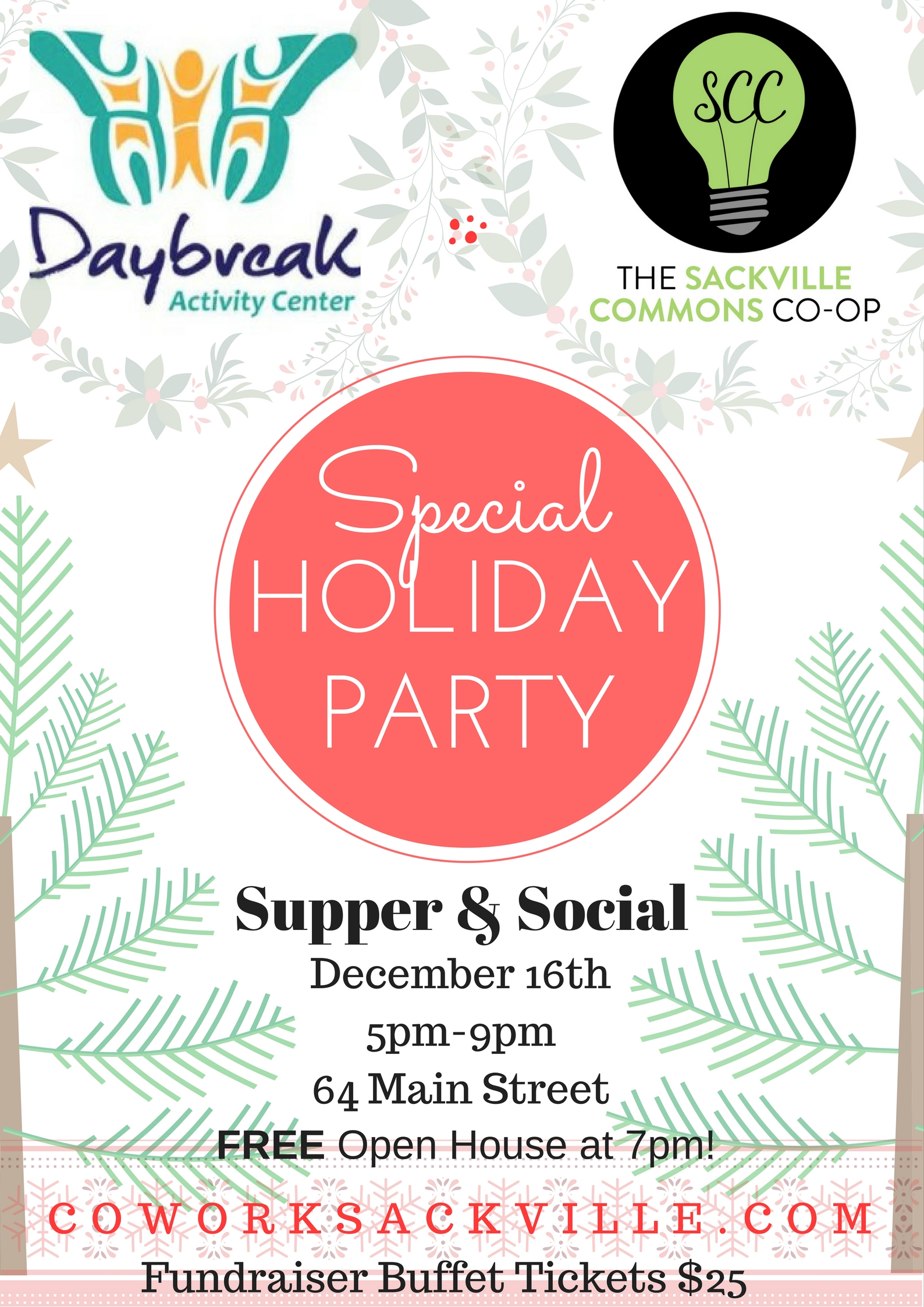 Special Holiday Party!