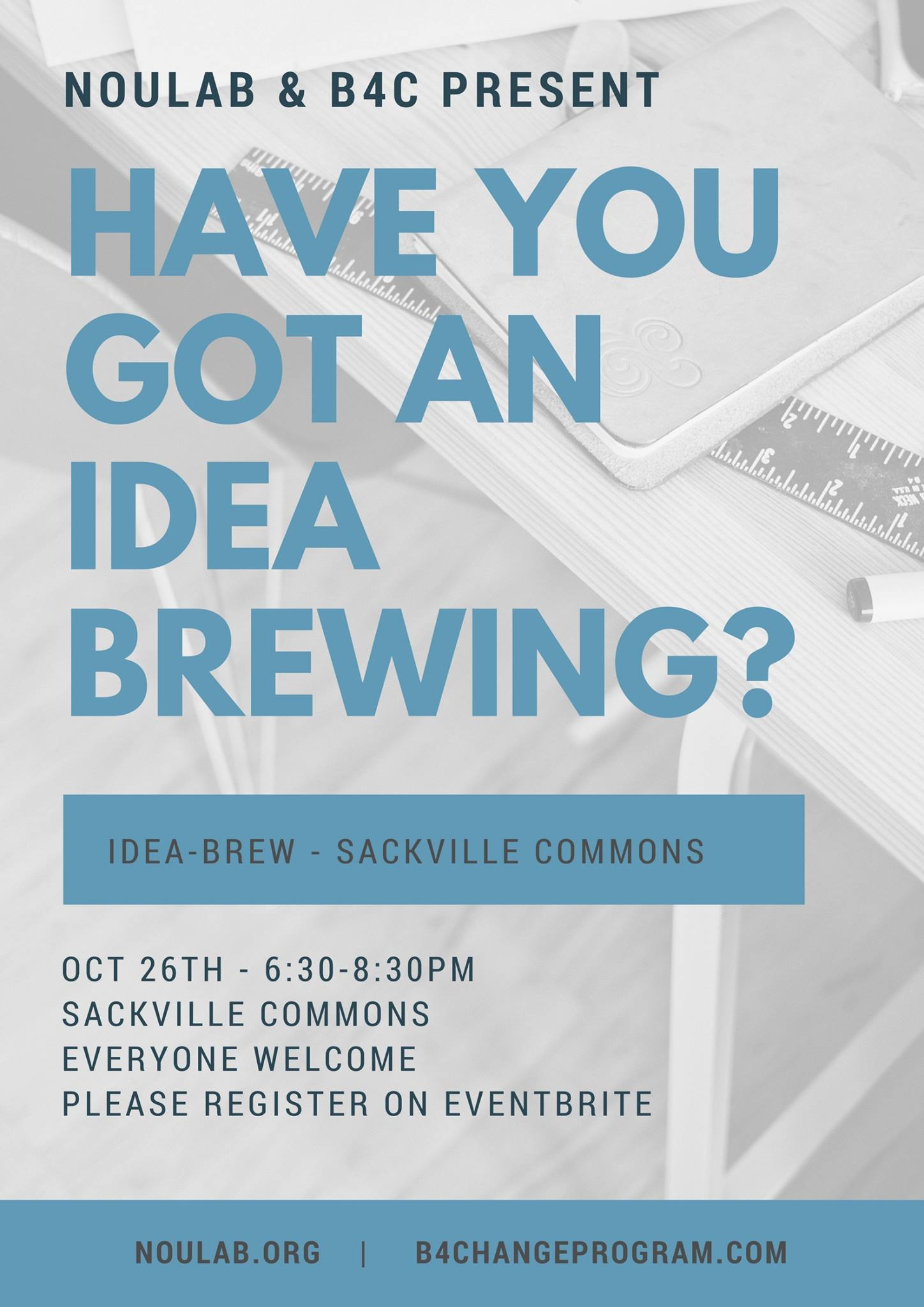Come Brew your ideas!